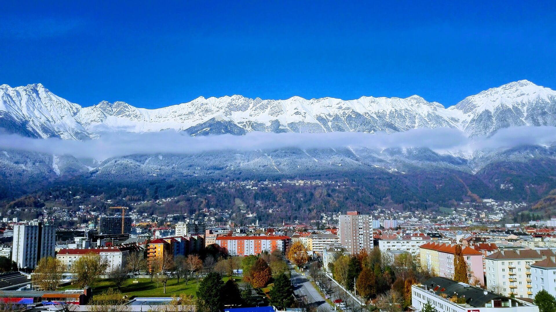 Tirol: Gutes Land zum Gründen