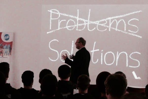 Social Hackathon trifft Virtual Reality