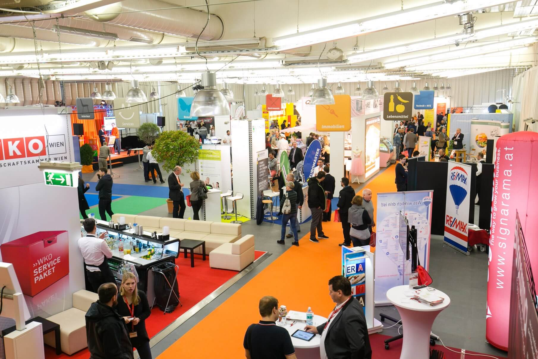 Die Franchise-Messe 2020